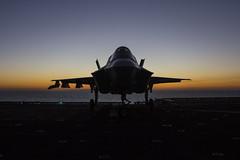 F-35B On Board USS America (Lockheed Martin) Tags: f35 f35lightningii ussamerica f35b stovl usmarines usmc