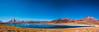Laguna altiplanica Miñiques, San Pedro de Atacama. (MHGG) Tags: andes andino lake chile atamaca desierto desertofatacama laguna miñiques sanpedrodeatacama outdoor discovering explore america travel trip southamerica landscape rural nature naturaleza colours beauty nice canon canonista altiplano mountains aroundtheworld mundo paisaje calama