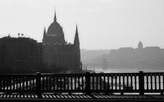 Smog (Mind Relaxing Zone) Tags: nikon d5300 blackandwhite city architecture smog