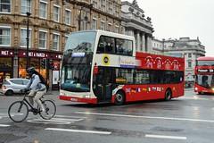 VLE620 LJ07UDD (PD3.) Tags: vle620 vle 620 lj09udd lj09 udd volvo optare east lancs olst original tour london bus buses england uk sight seeing sightseeing psv pcv open top topper topless