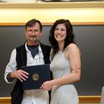 Professor John Hummel, Maureen Gray: Cognitive Division: Outstanding Undergraduate Student Award