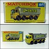 8 WHEEL TIPPER Nº 51 - MATCHBOX (RMJ68) Tags: 8 eight wheel tipper dump truck pointer aec mammoth major ergomatic cab matchbox diecast coches cars camion juguete toy 192