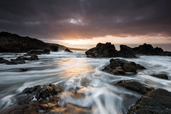 Richard Day 3_205.jpg (r_lizzimore) Tags: rocks coast sea seascape sunrise cornwall uk kennackcove