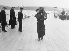 "#First World War: Seaman aboard HMS Royal Oak with the ship""s mascot, a tame bear (1918) [3000x4000] #history #retro #vintage #dh #HistoryPorn http://ift.tt/2gJJBgX (Histolines) Tags: histolines history timeline retro vinatage first world war seaman aboard hms royal oak with ships mascot tame bear 1918 3000x4000 vintage dh historyporn httpifttt2gjjbgx"