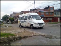 Cootransfusa 3937 (...*Buses Y Camiones De Bogota*...) Tags: autobus colombia bogota busologia bus cootransfusa aerovan 3937