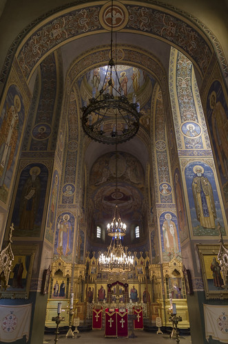 Interior of Shipka Memorial Church, 10.10.2014.