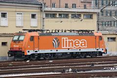 Toh,chi si rivede..... (Maurizio Zanella) Tags: italia trains genova mf railways linea treni ferrovie railcargoaustria e189909 sampierdarenasmistamento e436357 captrainitalia