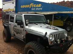 Good Year, Kicker & Metalcloak (metalcloak) Tags: moab goodyear kicker easterjeepsafari2012 metalcloakjk cloakgallery