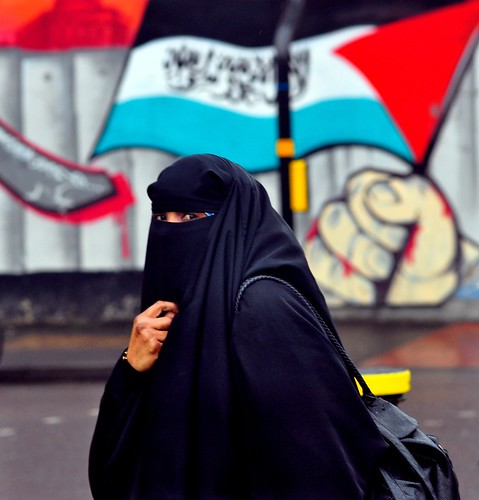 #33 the isolation of the burkha.