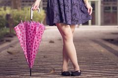 umbrella project love ♥ #9 (Natália Viana) Tags: cute love home hearts polkadots itsme girassol natáliaviana renanviana umbrellaprojectlove guardachuvadoamor