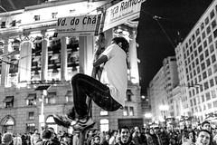 (leo.eloy) Tags: street urban blackandwhite saopaulo rua viradacultural