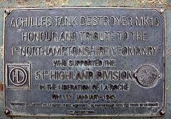 IMG_6113 (Jason Dawson 2010) Tags: tank ardennes battle offensive sherman panzer bulge bastogne