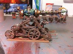 (benjibot) Tags: warhammer skaven warplightningcannon