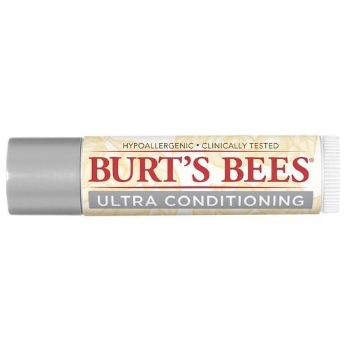 Burt's Bees 小蜜蜂 超级保湿绿洲藤黄果护唇膏润唇膏$6.86