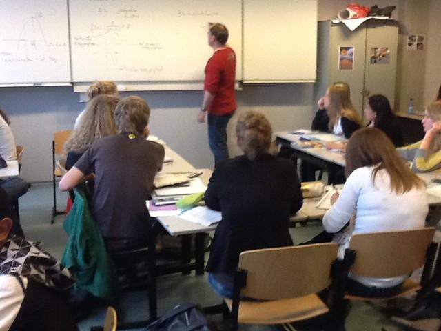#2vakkengeflipt Frans Wiskunde