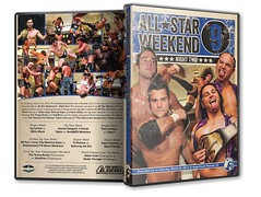 "PWG DVD ""All Star Weekend 9 Night 2"" (Freebirds Taka) Tags: dvd edwards  pwg prowrestling roderickstrong indywrestling prowrestlingguerrilla eddieeddie  dvd wrestlingdvd pwgdvd  dojobros"