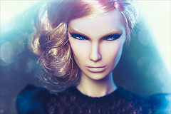 -That Girl Is Poison- (corvas) Tags: fashion toys doll fierce it always dasha royalty squared polished integrity fr2 fr