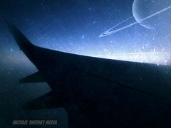 Flight of Dreams (wybnormal) Tags: mobile inflight flight airline iphone msmedia aliensky snapseed