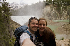 """Wapta Falls • <a style=""""font-size:0.8em;"""" href=""""http://www.flickr.com/photos/63501323@N07/8758284944/"""" target=""""_blank"""">View on Flickr</a>"""