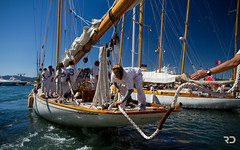 Moonbeam IV (Raph/D) Tags: wood blue sea sky mer france cup colors saint race port de french eos boat king riviera honeymoon sailing princess yacht fife 4 johnson 8 prince tropez grace monaco kings rainier 7d sail kelly classical regatta cote iv luxury catchy cutter moonbeam azur racer gaff regate
