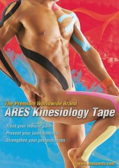 Athletes tape (KinesiologyTape) Tags: sports therapy painkiller tapping sportstape medicaltape rocktape athletestape