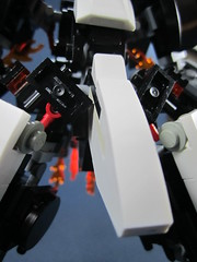 hip detail (Messymaru) Tags: original robot lego mecha mech melee moc