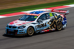 James Courtney, Holden Racing Team Holden Commodore (Graham J Green) Tags: austin texas australian qualifying 2013 fridaypractice