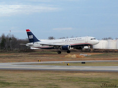 US Airways ~ Airbus A320-214 ~ N109UW (jb tuohy) Tags: plane airplane airport charlotte aircraft aviation jet aeroplane airline airbus a320 usairways g11 clt 2013 kclt n109uw jbtuohy