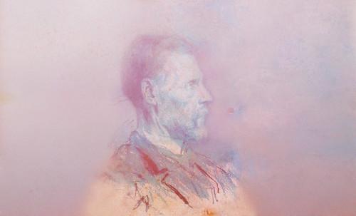 """Mentores, homenaje a Vincent van Gogh de Henri de Toulouse Lautrec (1887), y al padre de Pablo Picasso (1896). • <a style=""""font-size:0.8em;"""" href=""""http://www.flickr.com/photos/30735181@N00/8805090629/"""" target=""""_blank"""">View on Flickr</a>"""