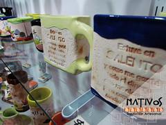 pocillos (Nativosartesanal) Tags: colores souvenir frases regalo cerámica decoración técnica manualidad pocillos recordatorio