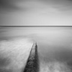 _MG_2747-1 (Aitor Jorge Pascua) Tags: sea bw mar long exposure bn larga exposición cantabrico