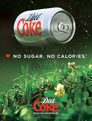 30577274 (The Advertising Archives) Tags: uk drinks dietcoke sodas 2013 2010s magazineadvert