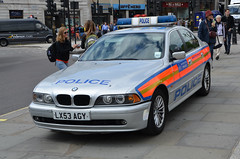 "LX53AGY (Emergency_Vehicles) Tags: uk london police bmw service metropolitan mbi "" ""metropolitan "" agy police"" lx53 ""met lx53agy"