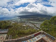 KoKo Head Trail (timishue) Tags: hawaii hiking olympus honolulu kokohead evolt rokinon e410