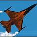 Dutch F-16AM Demo Team