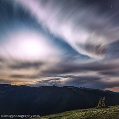 Ain't Life Grand (Silent G Photography) Tags: longexposure nightphotography moon square stars nikon colorado wideangle astro astrophotography moonlight rockymountains aspen conundrum spruce startrails thunderhead reallyrightstuff westernslope sopris mountsopris pitkincounty roaringforkvalley nikond800 bh55lr markgvazdinskas silentgphotography tvc33 silentgphoto