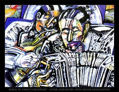 Mural - El tango y los espejos  1  - Aldo Severi - Diaz De Vivar Gustavo (Diaz De Vivar Gustavo) Tags: city art argentina look photoshop de los mural flickr foto arte photos buenos country el tango gustavo fotos artistas postal aldo fotografia calles espejos artista diaz cid facebook ilustrador ranelagh argentino berazategui muralista severi tanguero vivar vitralista fotorevista diazdevivargustavo