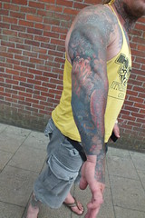 DSCF2525 (Moldovia) Tags: art tattoo skin body pointandshoot bodyart pointshoot fujifilmfinepixhs20exr