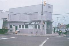 Meat N More (juliakatephoto) Tags: film photography newjersey asburypark 400 jerseyshore olympustrip35