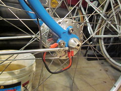You're Grounded! (jimgskoop) Tags: blue bicycle cycling pelican custom racks randonneur boxdogbikes 2013 bdb eyefi