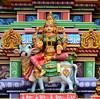 Maheshwari - The Universal Mother . (Kapaliadiyar) Tags: mother uma parvati maheshwari universalmother kapaliadiyar kapaleeswarartemplemylapore nikond7100