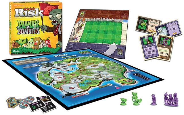 友情破壞GAME又來了!這次是「植物大戰殭屍」版RISK!