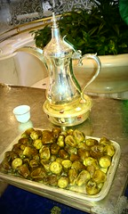 (Dr.Moh'd Ali) Tags: coffee gold drink dates coffe       dalah  flickrandroidapp:filter=none