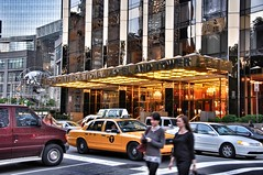 Trump International Tower (JonathanWolfson) Tags: nyc newyorkcity manhattan trump trumpinternationaltower midtownmanhattan trumpinternationalhotel