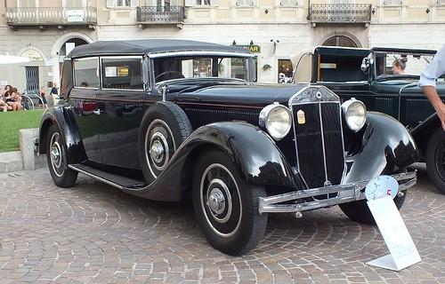 Lancia Dilambda 1930 Gangloff torpedo