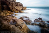 On the Rocks (TDR Photographic) Tags: uk longexposure autumn light sea england blur canon landscape coast movement dorset possibles winspit eos5d dorsetcoastpath thedorsetrambler
