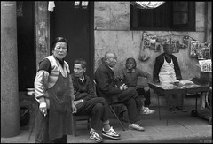 Shanghai上海1994 part5 Renmin Road 人民路-86 (8hai - photography) Tags: road shanghai yang ren 上海 1994 bahai hui min renmin part5 人民路 yanghui shanghai上海1994