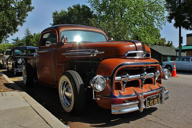 ford pickuptruck f1 hotrod custom streetrod scalloppaint