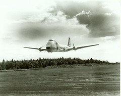 aircraft carvair dc-4 alaska (FAA News) Tags: alaska aircraft dc4 carvair
