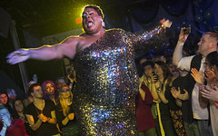 Latrice Royale at Necto (Tony Lowe Photo) Tags: world club race season wonder drag nicole university downtown michigan live stage 4 detroit performance pride tony nightclub queen arbor uofm ann second bianca trans friday miss performer royale lowe rupaul congeniality logotv latrice necto